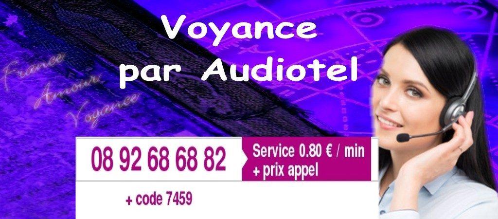 Amour voyance service audiotel sans CB